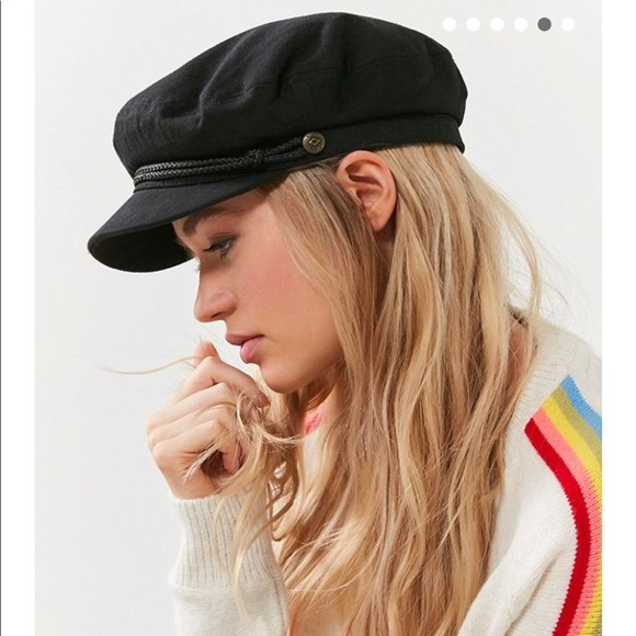 005237e631273 Brixton Accessories - Black brixton fiddlers cap (women s) size medium